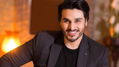 Ahsan Khan's got his dancing shoes on for an upcoming Pakistani musical in London
