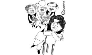 Cartoon: 28 July, 2017