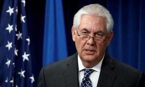 پاکستان اور امریکا، طالبان سے مذاکرات کے خواہشمند