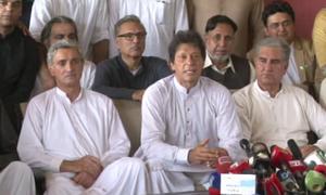Pakistan has won today: Imran Khan