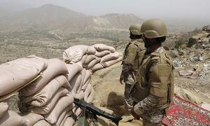 Yemeni rebel missile shot down near Makkah: Arab coalition