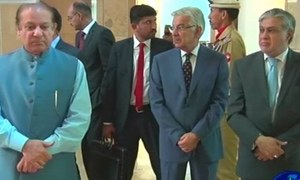 Cabinet Division issues flurry of notifications following Nawaz Sharif's departure