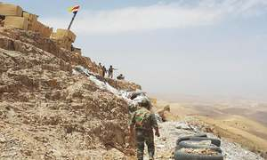 Battle against IS reaching its crescendo