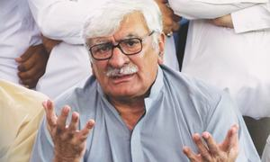 Sharif refused to change Articles 62, 63: ANP chief