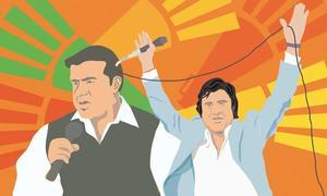 پی پی پی سے ن لیگ اور پھر ق لیگ: طارق عزیز کے سیاسی سفر کی کہانی