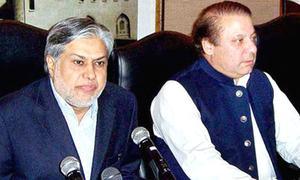 NAB orders Irfan Naeem Mangi to file references against Sharif family, Ishaq Dar