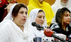 Gulalai demanded NA ticket in my presence: PTI leader