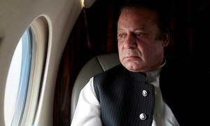 Petition filed in IHC to put Nawaz Sharif, his children and others on Exit Control List