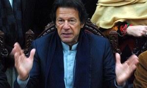 Imran accuses PML-N of using Gulalai to malign him