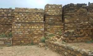 جمال گڑھی کے آثار قدیمہ توجہ چاہتے ہیں