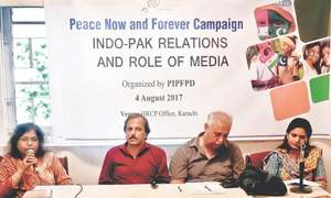 'Foreign policy of Pakistan, India seems to be media-driven'