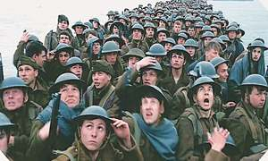 Remember, Dunkirk tells a whitewashed story which  ignores non-white soldiers
