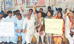 Rights activists condemn 'enforced disappearance' of Punhal Sario