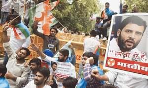 Gandhi brand no longer sells in Indian politics