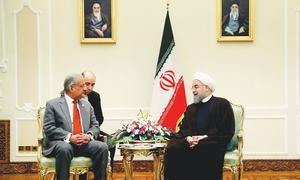 Iran regards Pakistan's security as its own: Rouhani