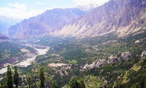 Locals to get NOC before climbing peaks in Hunza
