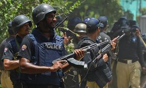 Terror bid targeting Lahore police foiled, 4 TTP men killed in gunfight: CTD