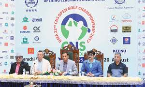 Prestigious UMA 22nd CNS Open Golf launched