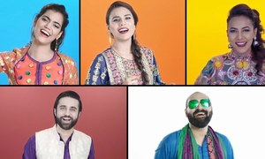 Strepsils Stereo brings A Capella to Pakistan for the first time ever