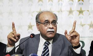 نجم سیٹھی ایشین کرکٹ کونسل کے صدر بھی بن گئے