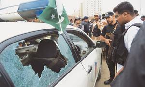 DSP, constable shot dead in gun attack