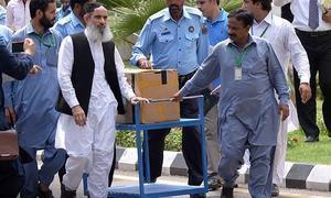NAB seeks JIT report's withheld volume 10