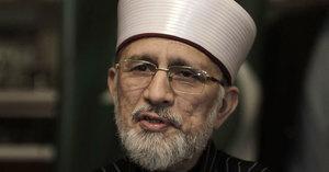 Qadri claims 'GT Road mission' has failed