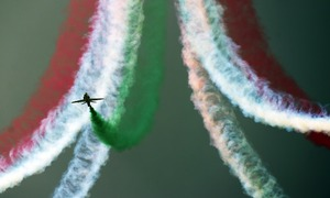 PAF celebrates independence with grand airshow