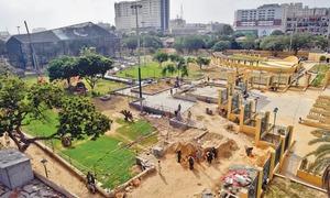 Back to life, historical Jahangir Park awaits formal reopening