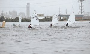 Independence Day regatta held