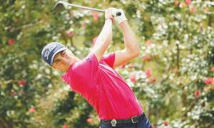 Thomas wins PGA Championship for first major title