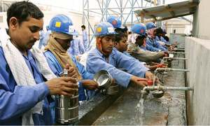 Arab boycott adds to woes of Qatar migrant workers
