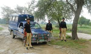 Chakwal village still hostage to four decade-old enmity