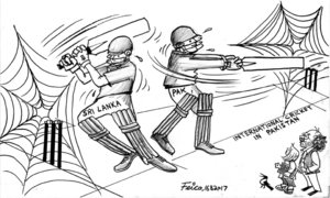 Cartoon: 16 August, 2017