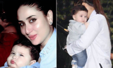 Taimur will learn to respect women as he is growing up around working women: Kareena Kapoor