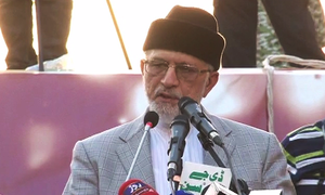 Qadri vows to take Sharifs to task for Model Town incident