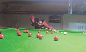 Ex-Sindh champion Faizan stuns Shahram