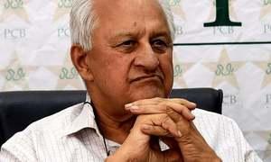 PCB hierarchy bids Shaharyar farewell