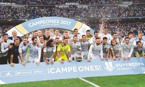 Dominant Real beat Barca to complete Super Cup rout