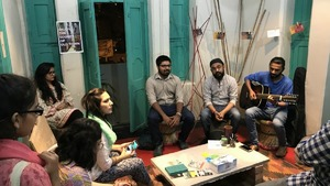 This community centre in Saddar aims to unite a neglected neighbourhood