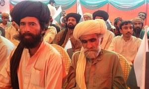 22 suspected militants surrender in Balochistan