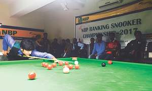 Sajjad out of ranking snooker after second successive loss