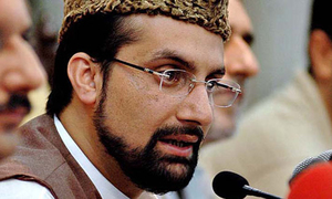 Kashmir not a piece of real estate, says Mirwaiz after release from house arrest