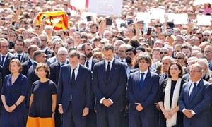 Spain mourns deaths in worst terrorist attacks since 2004