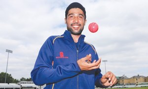 Amir allowed to return to Essex
