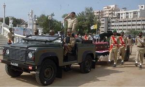 پاکستانی مسیحا روتھ فاؤ کی آخری رسومات