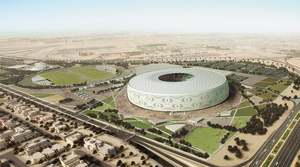 Qatar says 'no delays' on WC 2022 despite crisis