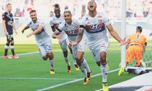 Bordeaux rescue act negates Fekir magic