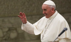 Rights of migrants trump national security concerns: Pope