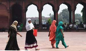 India's top court rules instant 'triple talaq' divorce unconstitutional